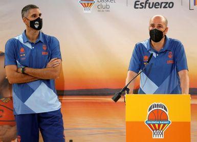 Peñarroya: Aún no hemos tenido a cinco jugadores, no es la situación ideal