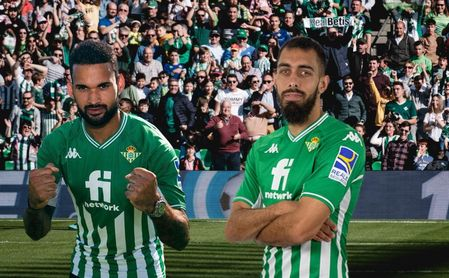 Willian José vs Borja Iglesias: el duelo por el '9' del Betis, en cifras