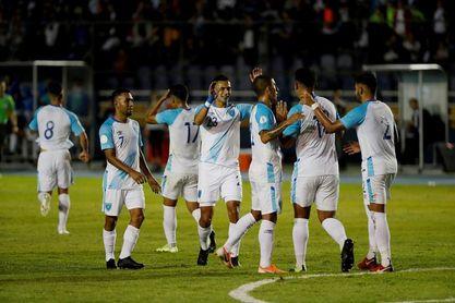 Guatemala recibe en un amistoso a Nicaragua con el mexicano Loredo al mando