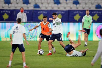 Jordi Alba y Laporte, disponibles para Luis Enrique