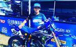 Salvador Pérez, clasificado para la final del Europeo EMX85 de Italia.