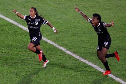 1-4. Manuela Pavi encamina al Cali a su primer título de la liga femenina de fútbol en Colombia