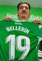 """Bellerín: """"Mi padre me obligaba a ponerme la camiseta del Betis"""""""
