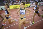 Marta Pérez logra una brillante cuarta plaza en los 1.500