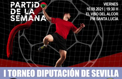 El Helvetia BM Prointegrada, a por el I Torneo Diputación de Sevilla