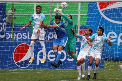 2-2. Nicaragua falla dos penaltis pero saca un empate a Guatemala