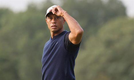 Tiger Woods trabaja para volver al golf, afirma el capitán de Estados Unidos