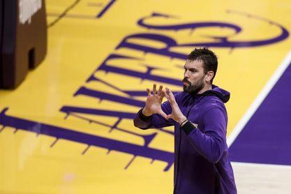 Los Grizzlies confirman la adquisición de Marc Gasol, traspasado por los Lakers