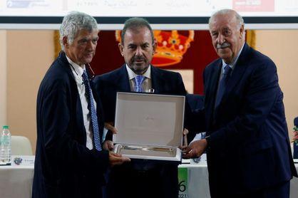 """Villar: """"Presidente de la Federación tiene una función tremendamente difícil"""""""