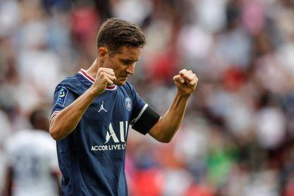 Herrera y Mbappe golean sin Messi