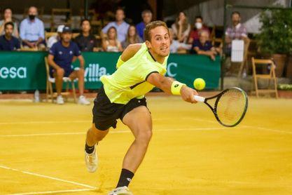 Martínez Portero-Carballés, final española en la Copa Sevilla
