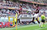 Sanabria marca y Ansaldi asiste en la goleada del Torino