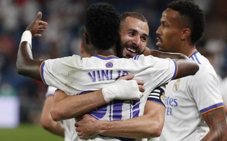 Real Madrid 5-2 RC Celta: El Bernabéu recupera el vértigo