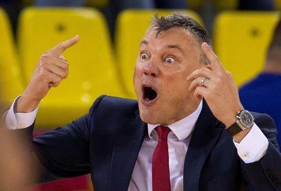 """Jasikevicius: """"Es una final y lo importante es ganar"""""""