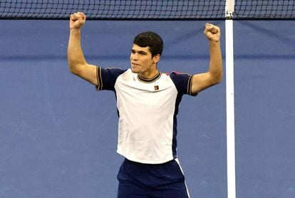 Alcaraz llega al puesto 38 de la ATP y supera el millón de dólares en premios