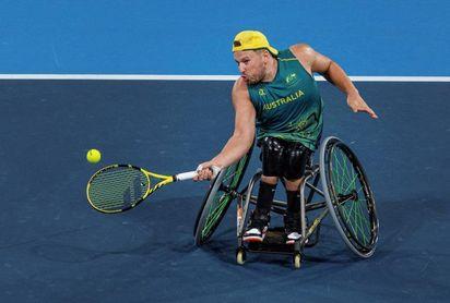 Alcott y de Groot si pudieron completar Grand Slam de Oro en silla de ruedas