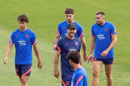 El Atlético se pone en modo 'Champions'
