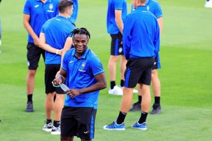 "Gasperini: ""Nos debe motivar jugar contra rivales de tan alto nivel"""