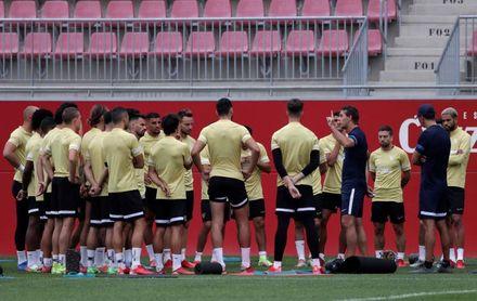 """Lopetegui: """"Salzburgo mantiene la continuidad incluso con cambios de entrenador"""""""