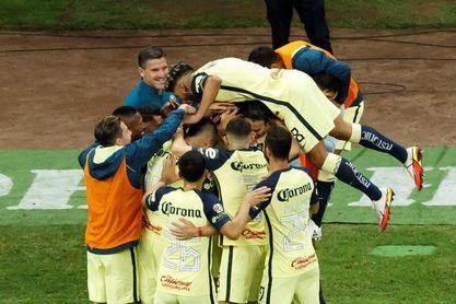 El América de Solari lidera el fútbol en México, después de ocho jornadas