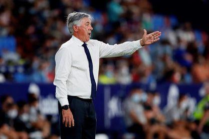 """Ancelotti: """"Vamos a luchar por todo"""""""