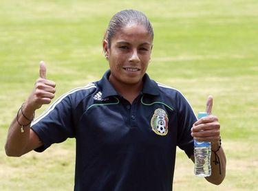 'Marigol' Domínguez confía en armar selección fuerte para llevar a Costa Rica