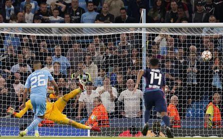 6-3. El Manchester no perdona la endeblez defensiva del Leipzig