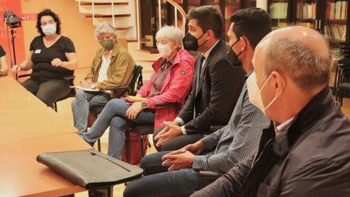 La AFE inicia su ronda de contactos con el PSOE en el Congreso