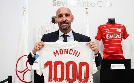 """Las mil y una noches de Monchi: """"Te quiero, Sevilla"""""""