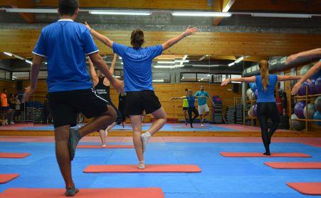 Yoga, relajación ante el nuevo curso