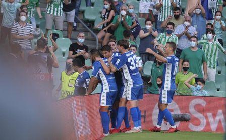Real Betis-Celtic (4-3): Despierta con un hambre voraz de la siesta inicial