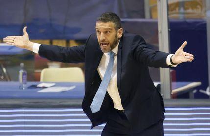"""Ibon Navarro: """"El Coosur Real Betis juega el mismo baloncesto que nosotros"""""""
