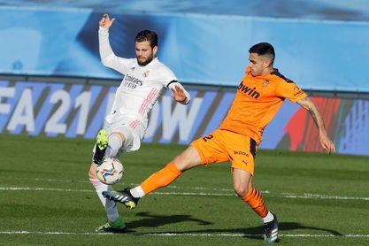 Valencia-Real Madrid, declarado de alto riesgo