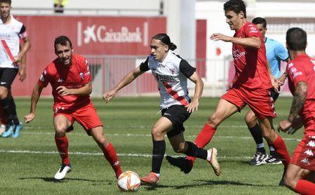Sevilla Atlético 1-3 Alcoyano: El filial sigue generando muchas dudas.
