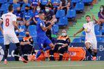 Vitolo, sexta baja del Getafe para recibir al Atlético