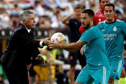 "Ancelotti: ""No hemos ganado por calidad, sino por espíritu"""