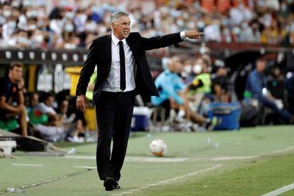 """Ancelotti: """"Estoy en luna de miel con el Madrid"""""""