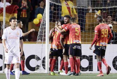 Herediano, nuevo líder del fútbol en Costa Rica, y Saprissa suma cuatro partidos sin ganar