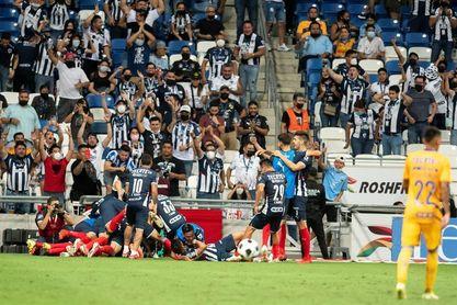 El Monterrey de Aguirre vence 2-0 a los Tigres, en el Clásico del norte