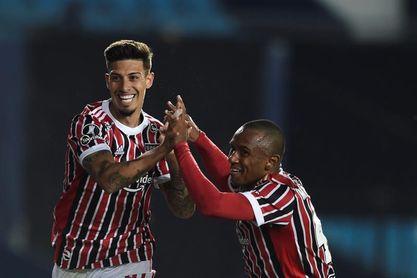 Rigoni alivia al Sao Paulo, Borja sorprende al 'Fla' y Costa lanza al Mineiro
