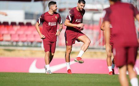 No hay descanso para el Sevilla, que ya trabaja en el Valencia.