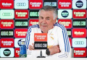 Ancelotti: ´El equipo tiene pelotas´
