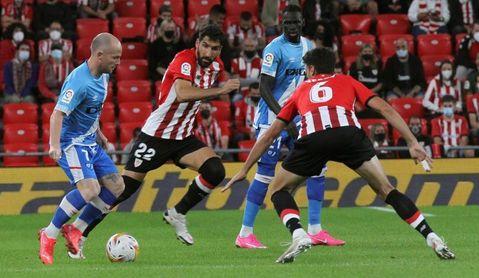 Raúl García (524), sexto jugador con más partidos disputados en Primera