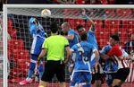 1-2. Falcao toma San Mamés con un gol en el minuto 96
