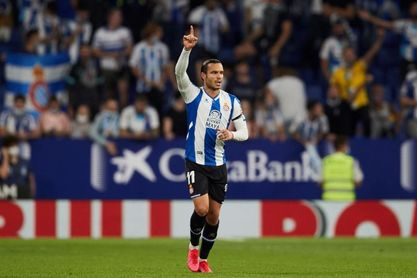 1-0. El Espanyol coge aire a costa del Alavés