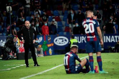 """Paco López: """"Estoy convencido de que revertiremos esta situación"""""""
