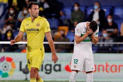 4-1. El Villarreal recupera el gol y la sonrisa