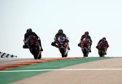 Aceptados quince equipos de dos pilotos, tanto en Moto2 como en Moto3