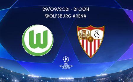 Disponibles las entradas para sevillistas para el Wolfsburgo - Sevilla FC