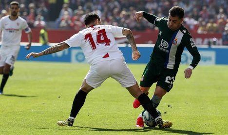 El Espanyol lleva más de diez años sin ganar en el campo del Sevilla
